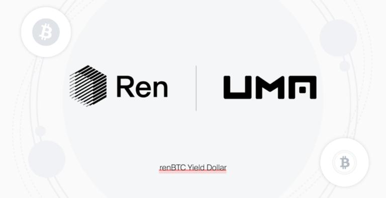 UMAとrenBTCによるイールドドル