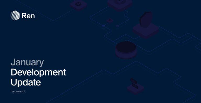 2021年1月の開発アップデート