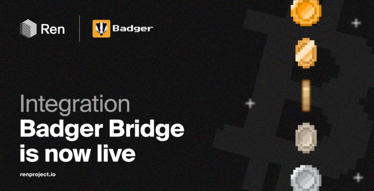 BadgerDAOがRenVMを統合