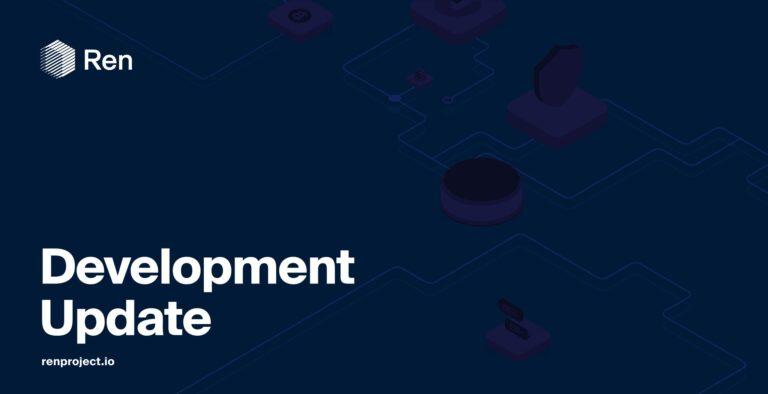 2021年5月の開発アップデイト